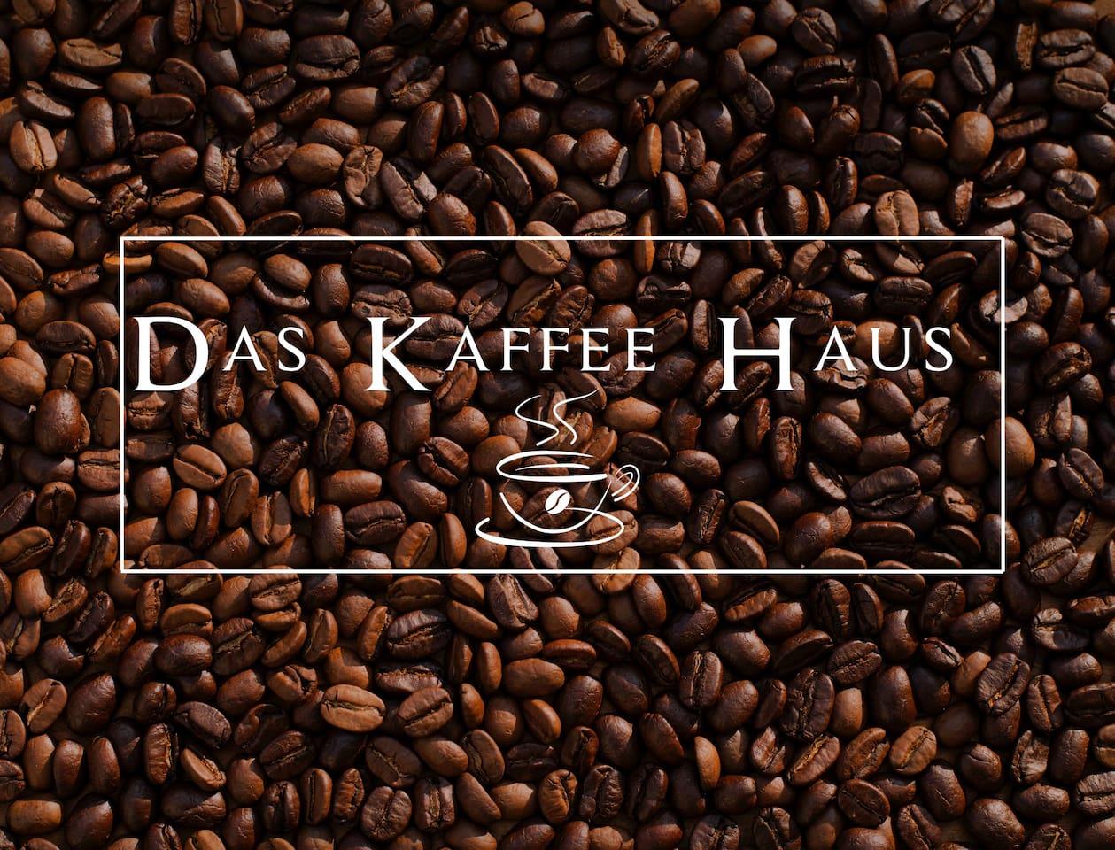 Wilkommen im Kaffee Haus