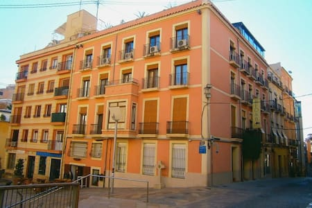 double bed-room , private bathroom - Alicante - Bed & Breakfast