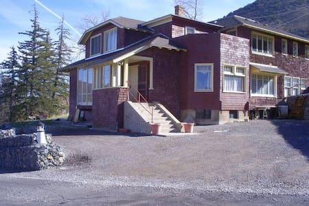 Historic mining town Eureka Utah - Eureka
