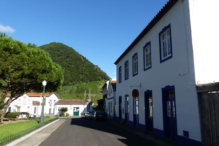 double room in Archipels's guesthou - Faial Da Terra - Serviced apartment - 0