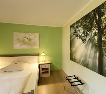 Toll ausgestattete 80m²-Eco-Wohnung - Appartement