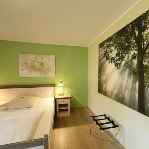 Toll ausgestattete 80m²-Eco-Wohnung