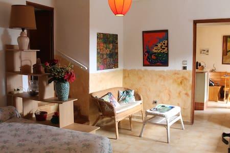 Petite maison de village au centre de la Corse - Vezzani - House