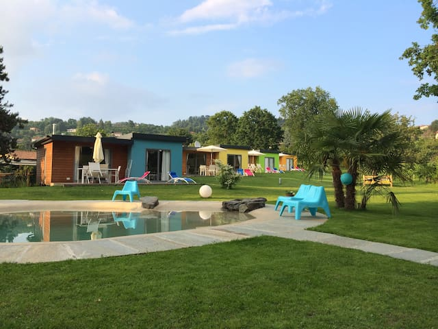 albaluce village bungalow 42