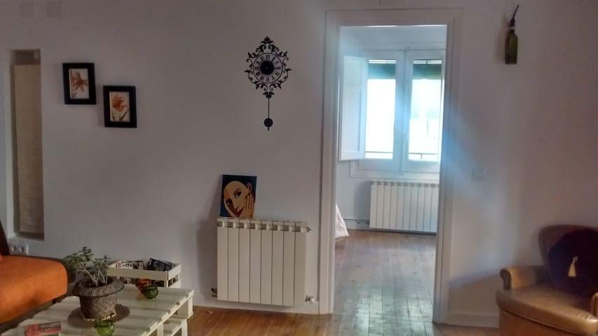 Acogedor apartamento con encanto - Logroño - Apartment