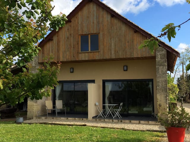Domaine de Cleo - Naujan-et-Postiac - House