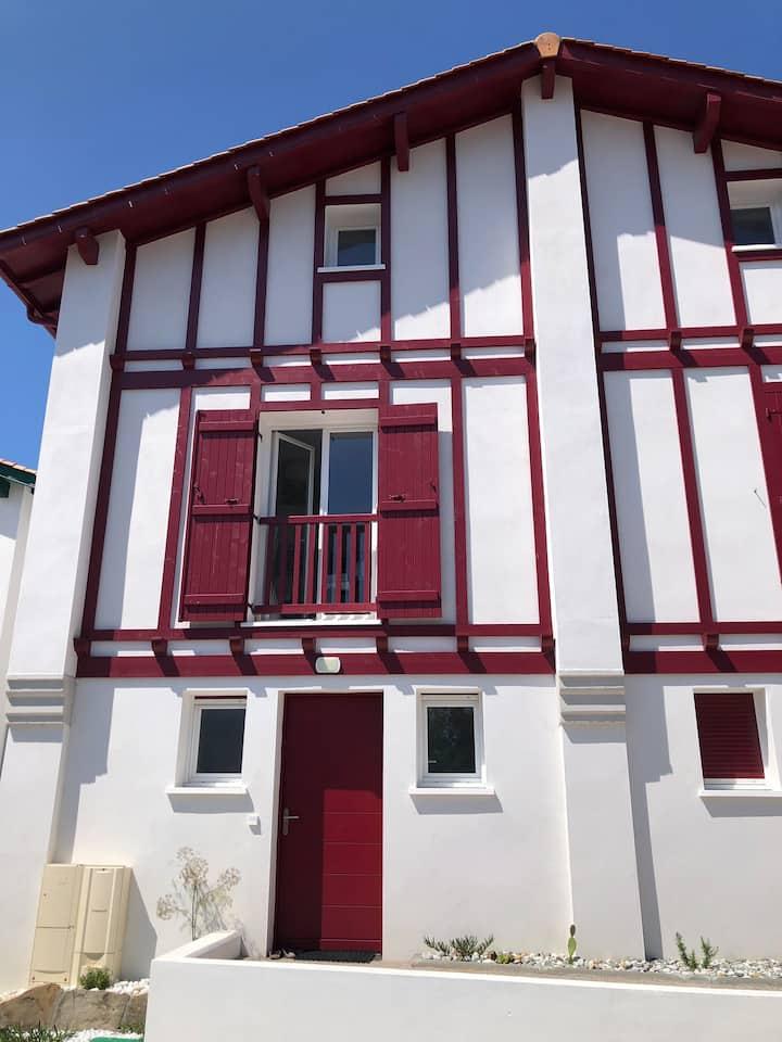 Chambre chez l'habitant à Ascain