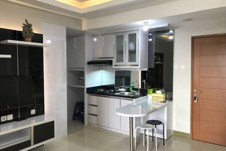 JJ home, Apartment Gading Greenhill 2BR Minimalist