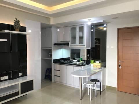 JJ home, Apartment Gading Greenhill 2BR Minimalist