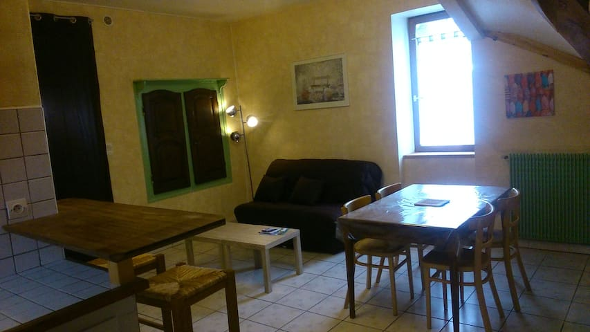 appartement 1 chambre - Pierrefitte-Nestalas - Apartament