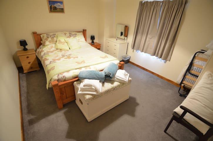 Bedroom #2 King size