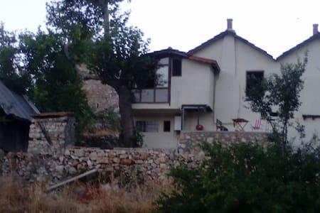 Tarihi Taş Ev, Doğa ve Müzik Stüdyosu - Çukurbağ Köyü - วิลล่า