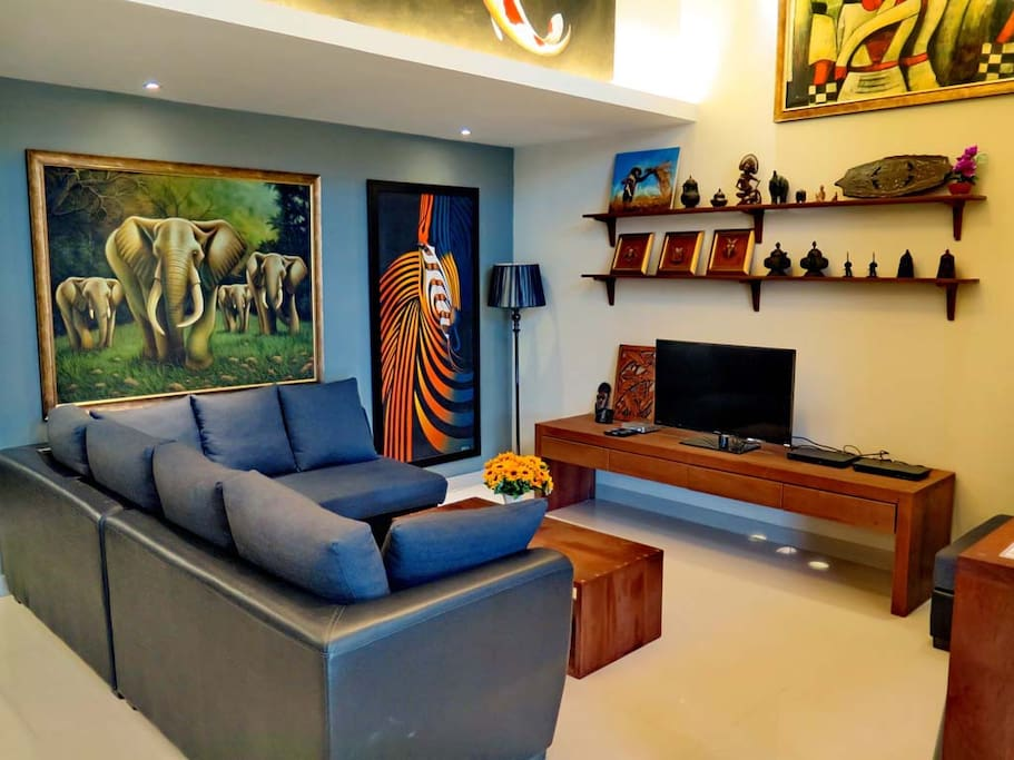 Welcome to Kinabalu Cultural Vacation Home!