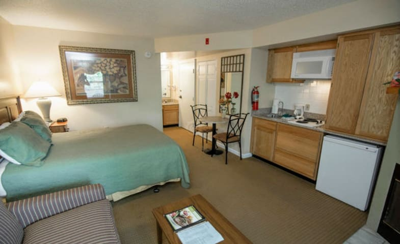 Resort Villa near Great Smokey Mountain NTL Park-S