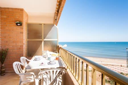 RELAJACIÓN en 1ª linea playa & WIFI - Sueca