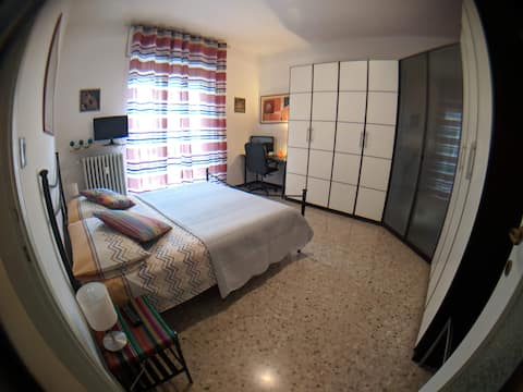 Exclusive Cozy central Double Room