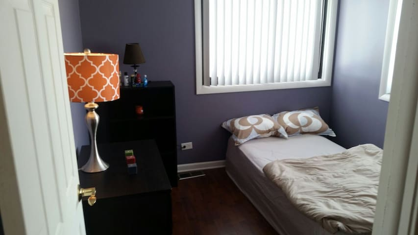 Cozy Private Bedroom - Palatine - Casa