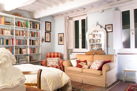 Cozy double room in the very heart of Lucca - Lucca