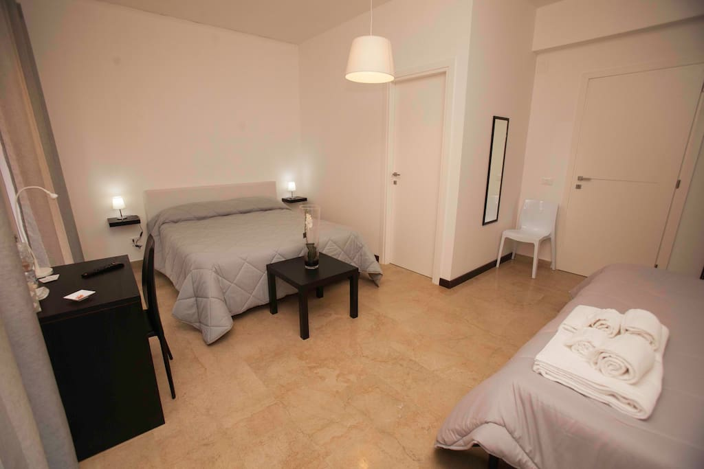 Bnb due passi chambres d 39 h tes louer palerme for Chambre hote italie