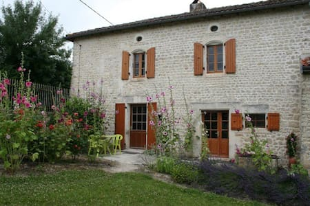 Gite rural au bord de la Charente - Genac - Hus