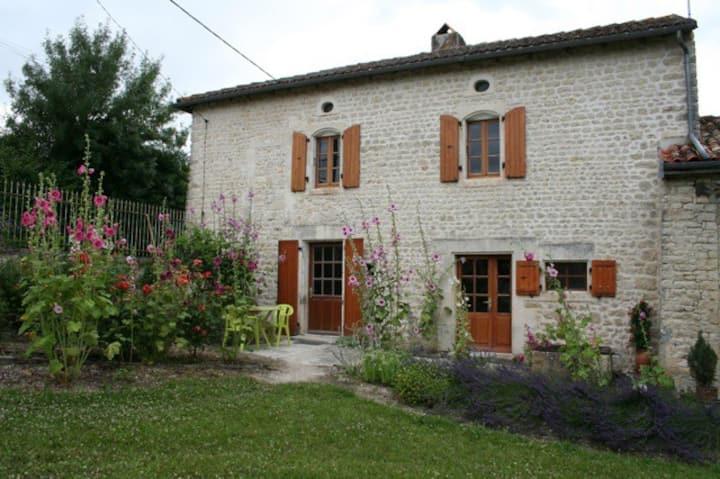 Gite rural au bord de la Charente