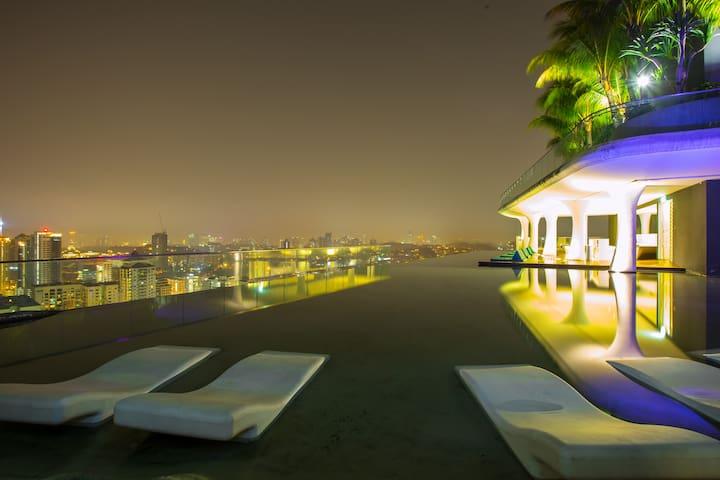 VERVE Suites - Deluxe Suite #4 - Kuala Lumpur - Apartamento