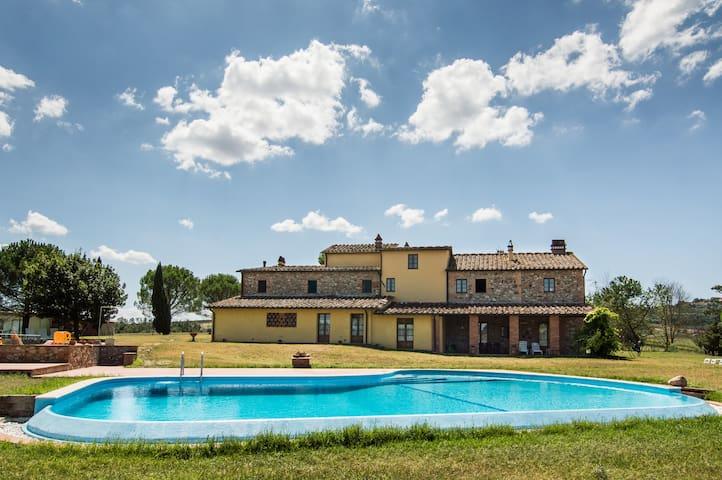 Casa d'Era - Appartamento Nabucco - Lajatico - Huoneisto
