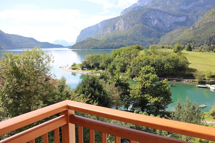 Appartamento sul Lago di Molveno