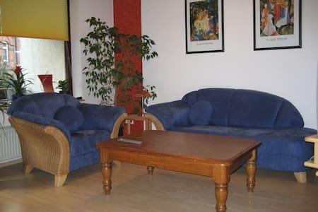 großes 1-Zi-Apartment  Luisenstr. - Hildesheim - Apartment