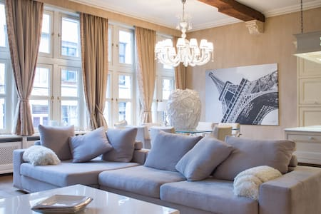 LUXURY APARTMENT IN ANTWERPEN  - Anvers - Appartement