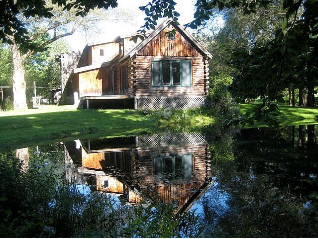 Stunning catskills cabin with ponds - Andes - Cabane