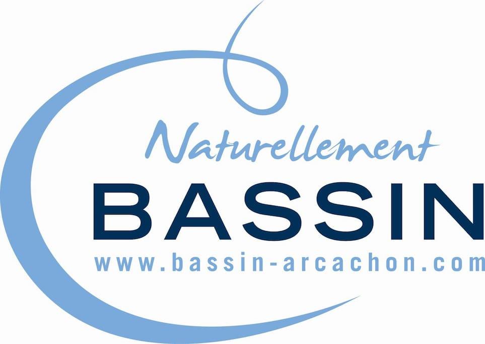 """Nous sommes labellisés """"Naturellement Bassin"""""""