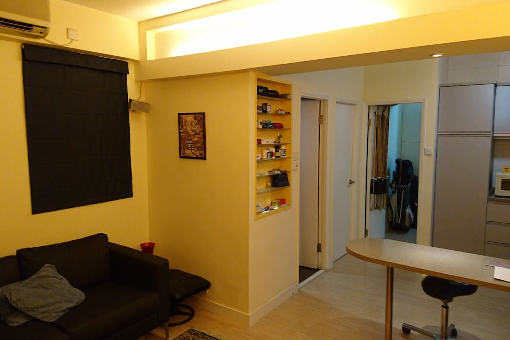 2 room apartment happy valley good location appartements louer hong kong hong kong - Farbiges modernes appartement hong kong ...