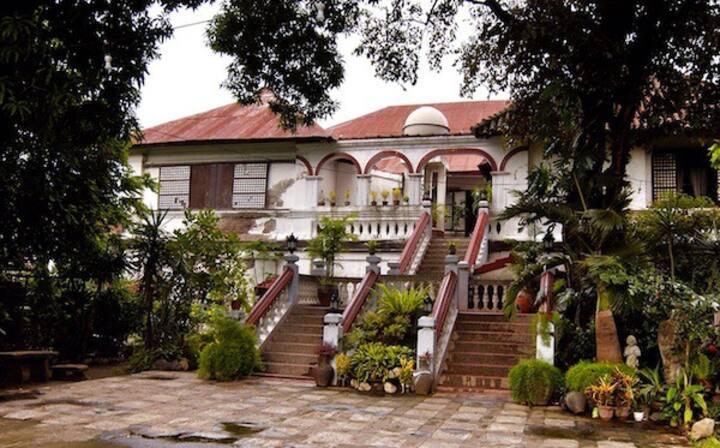 ★Best-Preserved House★ Dorm 12 | Near Crisologo