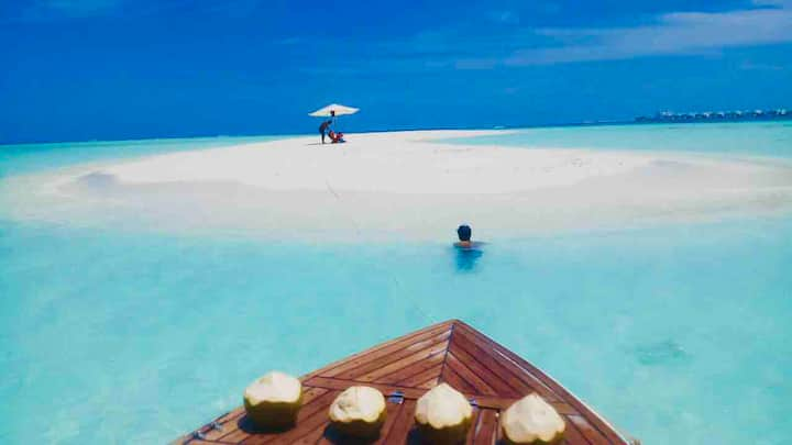 Gaafaru Island - All Inclusive