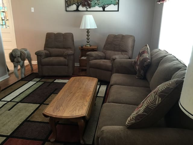 Cozy private home - Overland Park - Talo