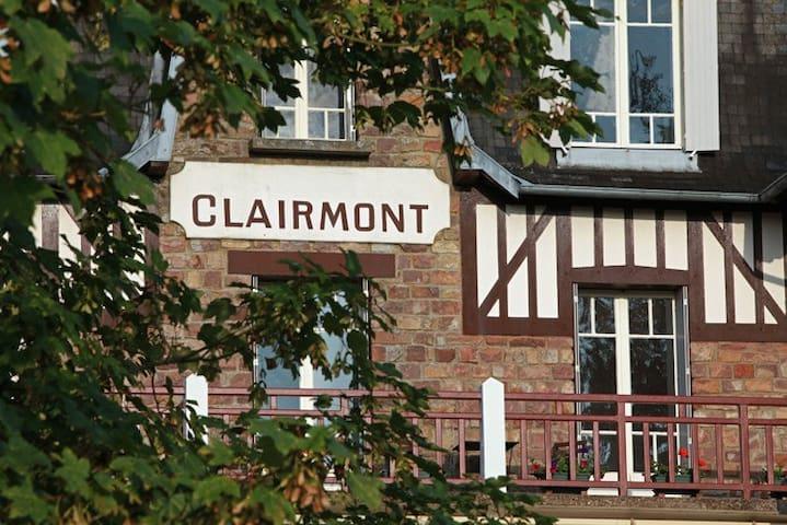 CLAIRMONT T1 DAHLIA - Bagnoles-de-l'Orne - Appartement