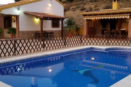 Ideal for families!! Place with a lot of privacy - Málaga
