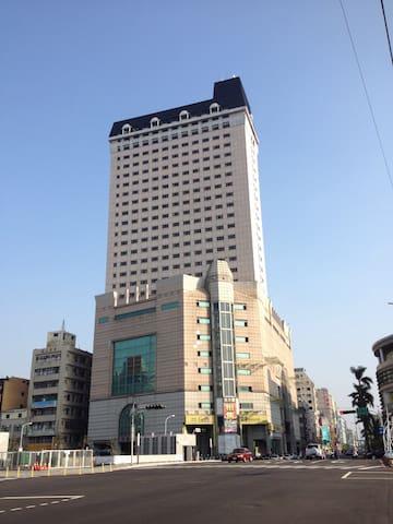 [塔里木]⋯最方便的地點,最適合的位置 - 台中市 - Apartment