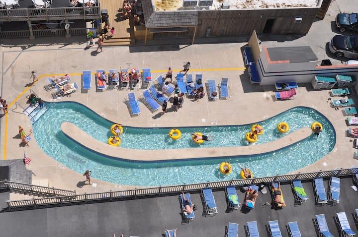 Oceanfront condo/hotel - 1436