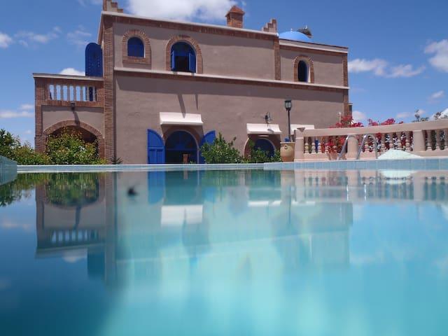 Maison individuelle avec Piscine - Marrakesh - Casa