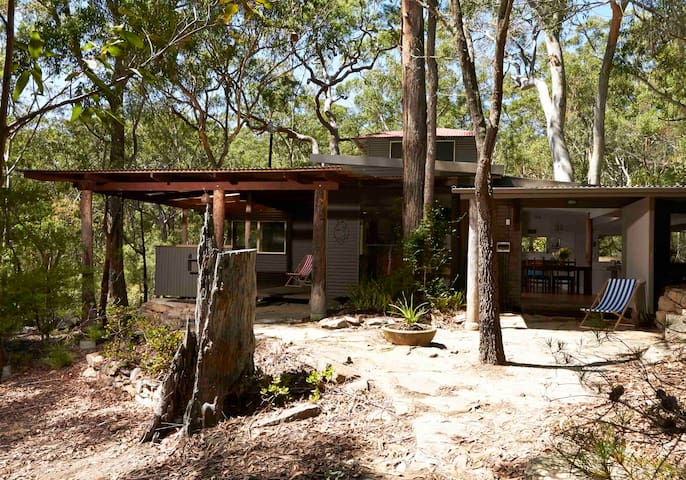 Bush Cabin Retreat - Wedderburn - 一軒家