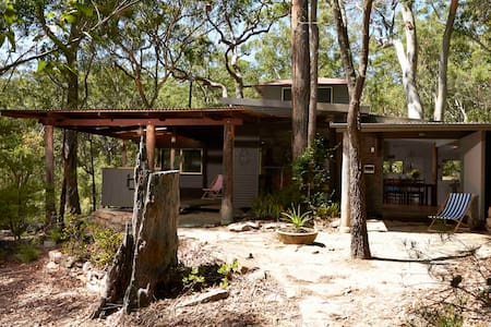 Bush Cabin Retreat - Wedderburn - Casa