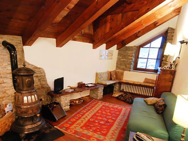 Typical appartament - Courmayeur - Byt