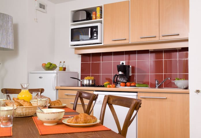 You will love to stay in our charming apartment!
