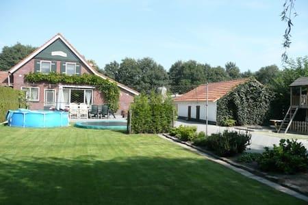 Vakantieboerderij Limburg 8-10 pers - Ospel - Dom