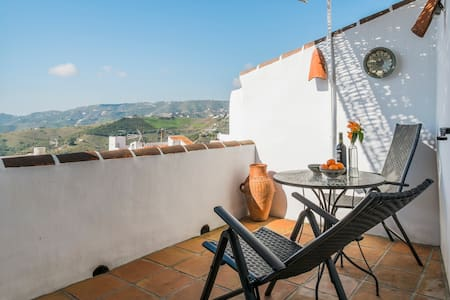Charming house with amazing views - Frigiliana - Casa