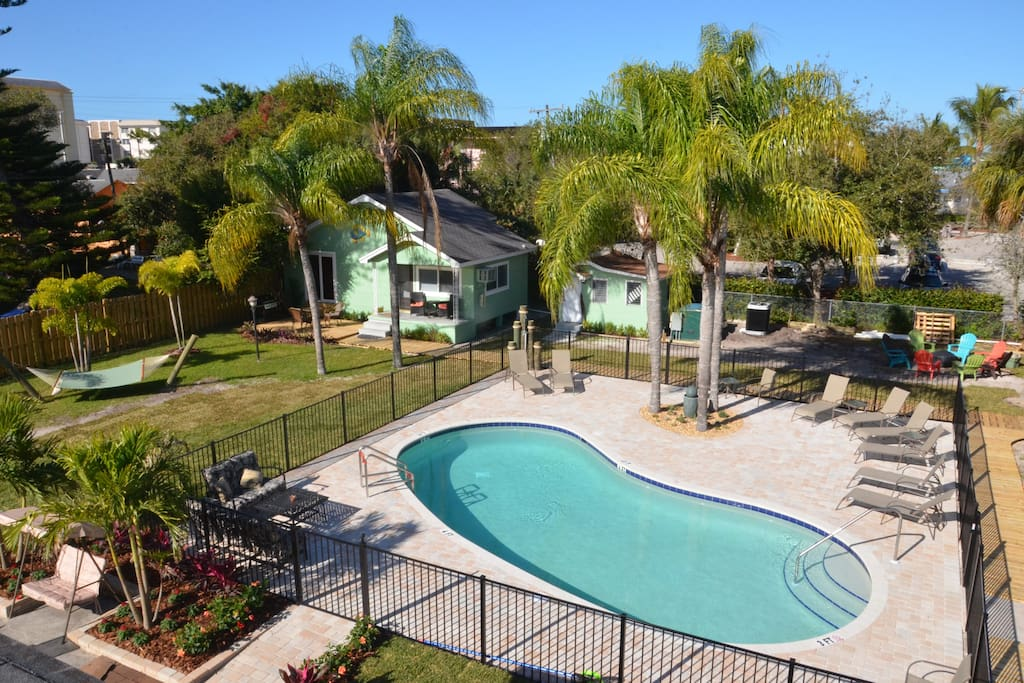Seahorse Suite At Myerside Apartments For Rent In Fort