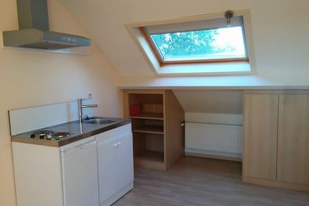 Ruime lichte studio + privé-badkamer nabij centrum - Hasselt