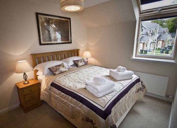 Jubilee Place apartment, Pitlochry